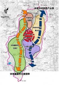 海口永兴体育小镇发展定位与建设思路概念性策划