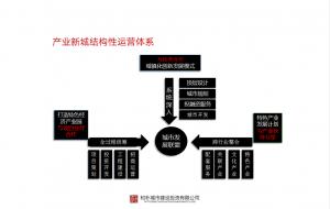产业新城结构性运营体系